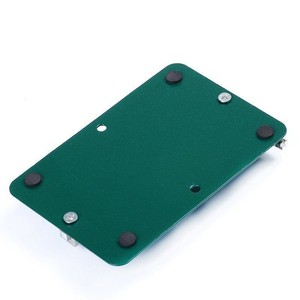 Image 5 - Mobile Phone Board Repair Fixture PCB Holder Work Station Platform Fixed Support Clamp Steel PCB Board Soldering Repair Holder