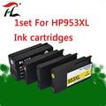 4PK совместимый чернильный картридж 953 953XL для hp pro 7740 8210 8218 8710 8715 8718 8719 8720 8725 8728 8730 8740 принтер для hp 953