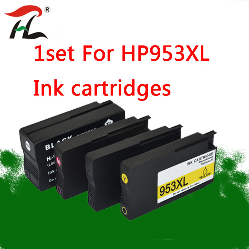 953XL Compatible Ink Cartridge 953 953XL For HP 953 Pro 7720 7740 8210 8218 8710 8715 8718 8719 8720 8725 8728 8730 8740 Printer