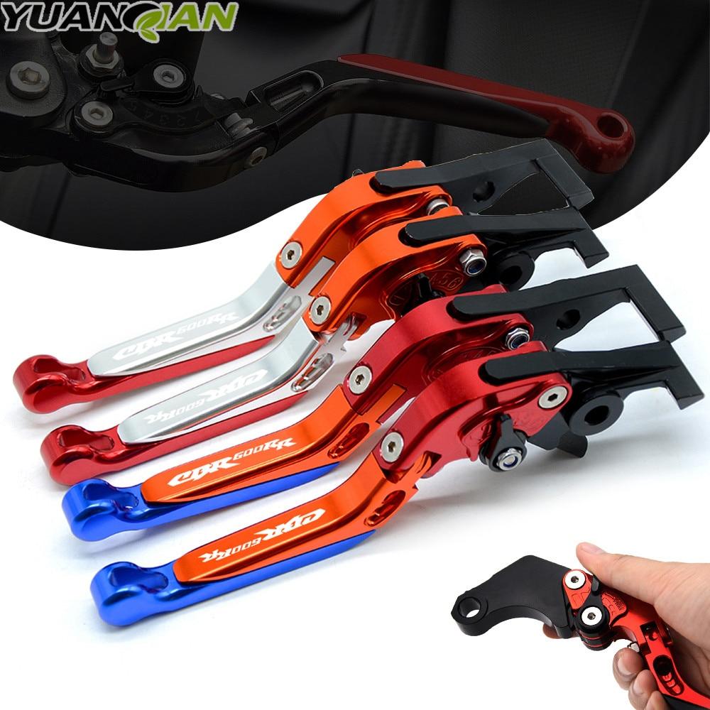 New Motorcycle Adjustable For HONDA CBR600RR CBR 600 RR 2007 2008 2009 2010 2011 2012 2013 2014 2015 2016 brake clutch levers