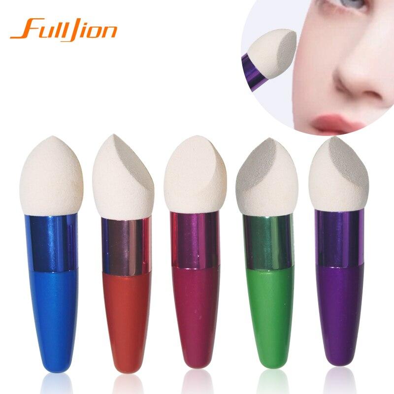 1 pcs Makeup Great Women Cosmetic Liquid Cream Foundation Concealer Sponge Brush Cosmetic Puff Beauty Makeup Tools