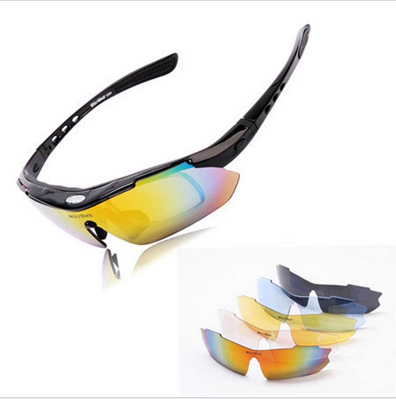WOSAWE Polarizált kerékpáros szemüveg Kerékpár Szabadtéri - Kerékpározás
