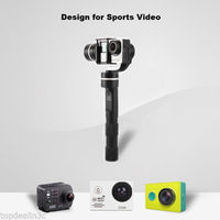 Feiyu טק FY-G4 QD 3-Axis Brushless Gimbal כף יד מייצב עבור Gopro 4 3 + 3 SJ4000 Xiaoyi AEE ספורט פעולה מצלמה