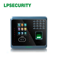 ZK UF100Plus WiFI Face & Fingerprint Time Attendance System With Free Software Face Time Clock