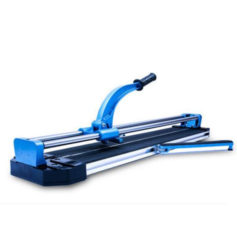 Manual Tile Dual Track Infrared Ceramics Tile Cutting Machine With Floor Tile Laser Push Broach Fayans Seramik Kesme KH-800 spta 14pcs tile carbide
