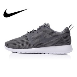 Original Authentic NIKE Mesh Breathable ROSHE ONE HYP BR Men's Running Shoes Sneakers Outdoor Walking Jogging Sneakers 833125