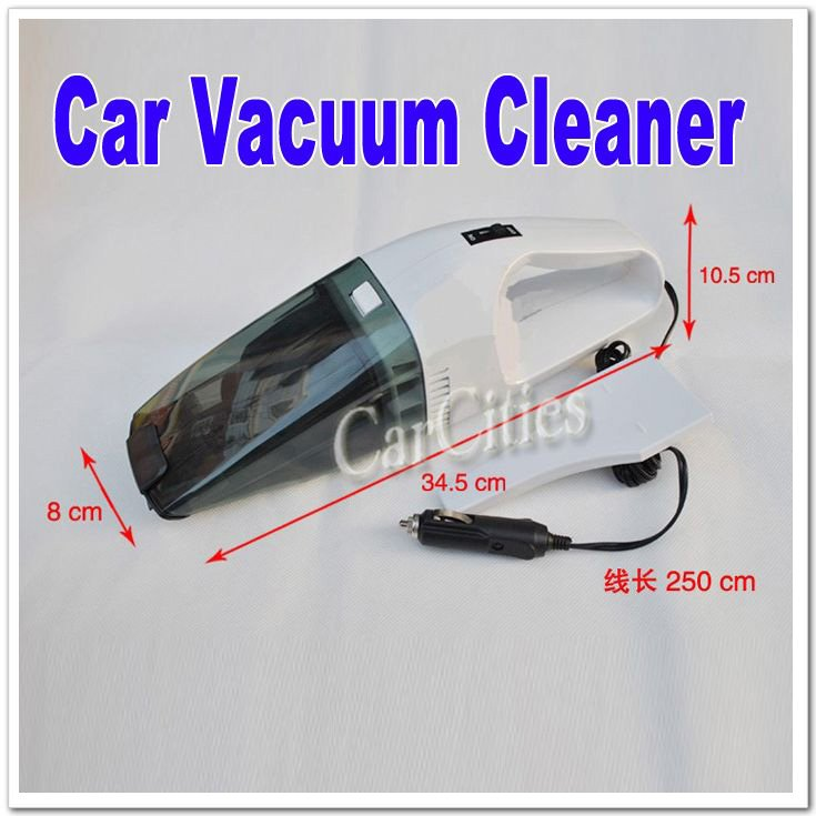 High Quality Car Vacuum Cleaner,Mini wet and dry vacuum cleaning machine,High Power Portable Car dust collector,Free shipping