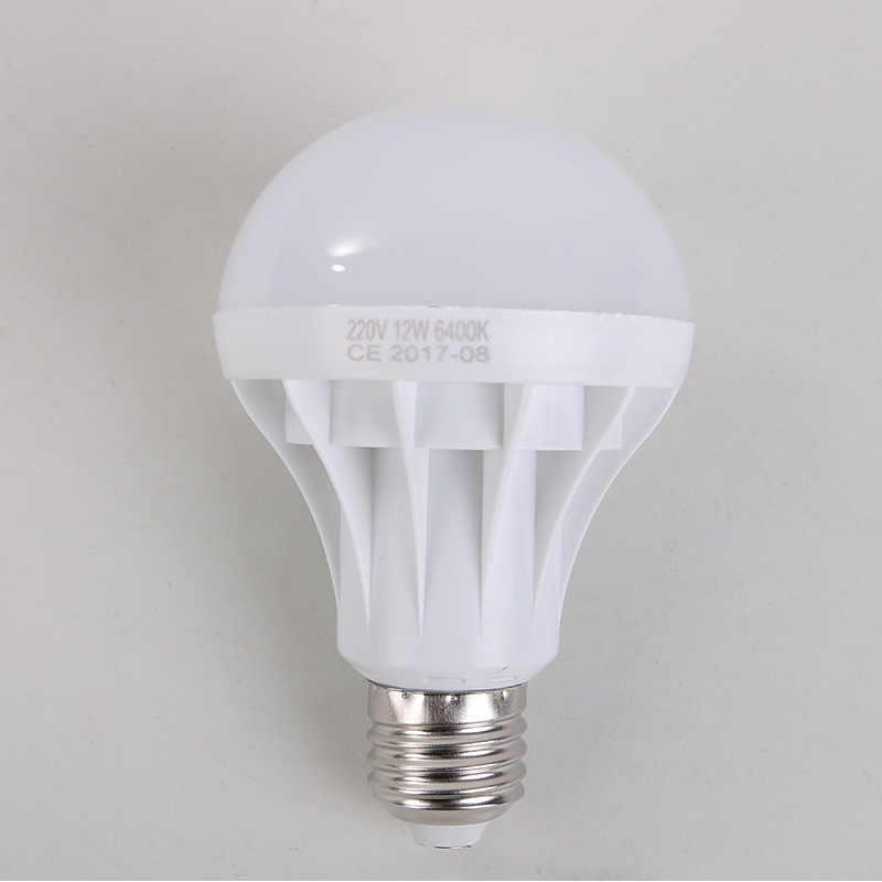 1X SMD 5730 LED Light Bulb Lampada Led Bombillas E27 3W 5W 7W 9W 12W 15W 20W Ampoule Lighting Global Led Bulb Spotlight Lamparas