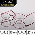 Pure titanium очки рамки для женщин высокого класса бизнес очки очки 8228 очки