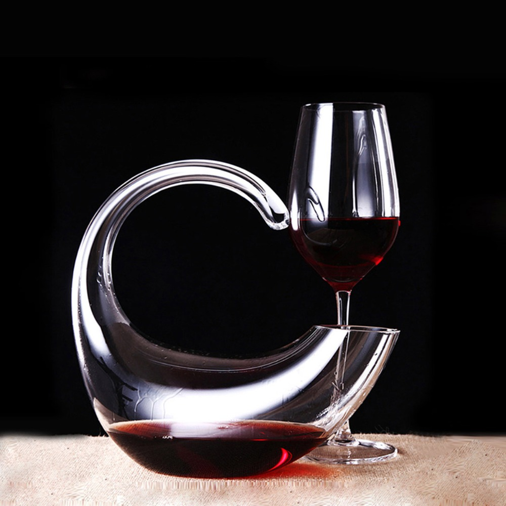 aliexpresscom  buy modern ml alien design glass wine  - aliexpresscom  buy modern ml alien design glass wine decanter aeratorwine container liquor dispenser carafe wine bottle jug bar set fromreliable set