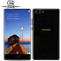 Original Doogee Mix Mobile Phone 5 5 IPS Helio P25 Octa Core 4GB 6GB RAM 64GB