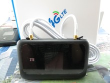 Zte MF910 150MBPS 4 G LTE MOBILE HOTSPOT ROUTER de banda ancha 35 dbi 4 G antena TS9
