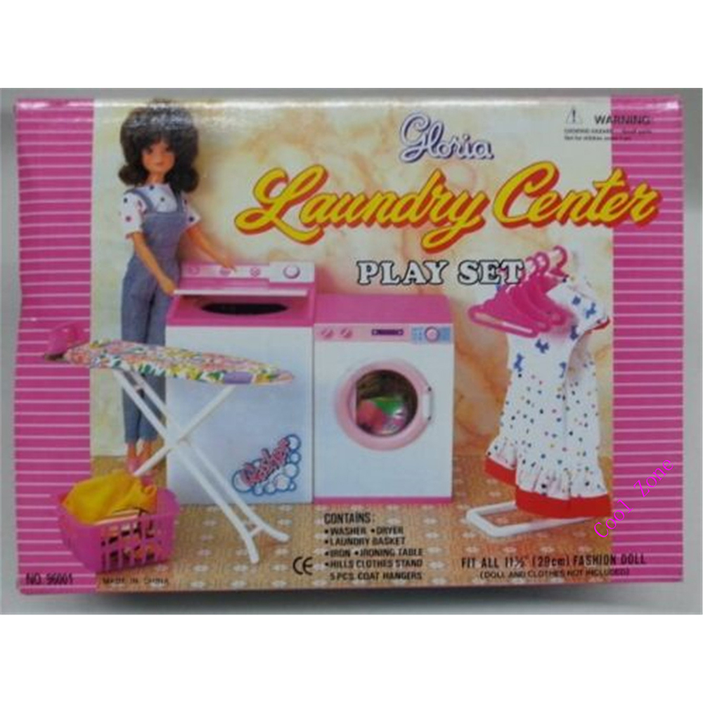barbie dollhouse furniture cheap. Aliexpress.com : Buy Miniature Furniture Laundry Center Set For Barbie Doll House Best Gift Toys Girl Free Shipping From Reliable Toy Suppliers On Dollhouse Cheap