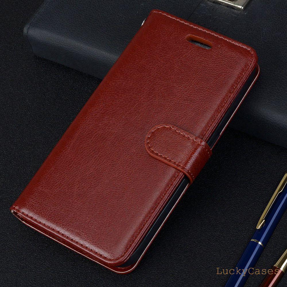 De luxe En Cuir Portefeuille Cas de Téléphone Pour Xiaomi RedMi Note 5A Flip Cover Card Slot Stand Magnétique Fundas Pour Xiaomi RedMi Note 5A