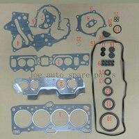4G63 4G63T 8V G63B G4CP Engine Full gasket set kit for Hyundai Sonata Mitsubishi Delica/Nimbus/Starion 1997CC 2.0L 50086000