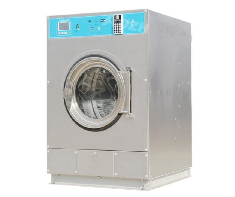 12Kg Export Malaysia Self-service Laundry Dryer Dryer Coin-operated Dryer Swipe Card Washing Machine With Free Shipping By Sea