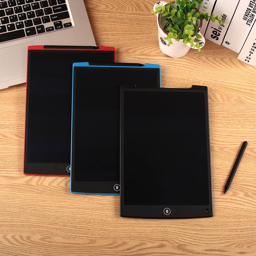 Tableta de escritura LCD 12 pulgadas dibujo Digital 4