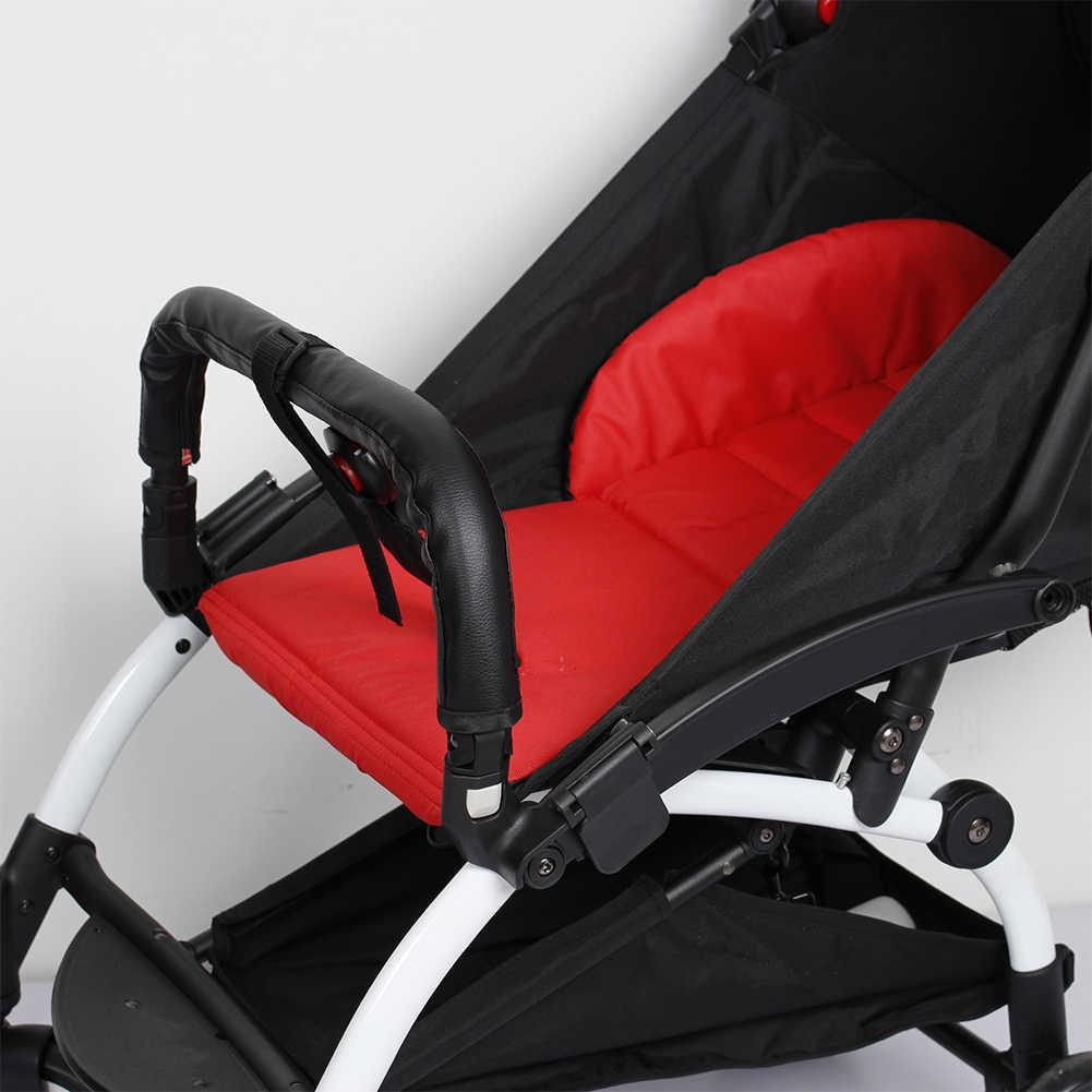 Accesorios de cuero de PU con sillas de ruedas cochecito de bebé cochecito sujetador protector Pu caja para yoya babyzen