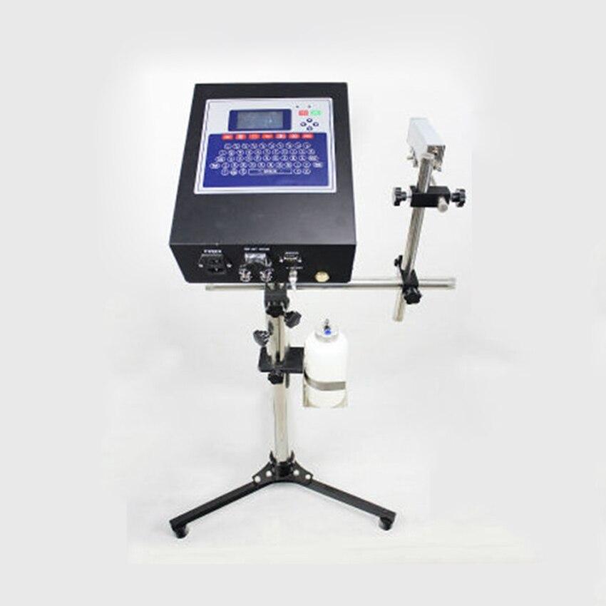 YB-28D 220 V 650 W PP sac Date Code imprimante automatique Code de lot et Date de péremption Machine d'impression 1-2 ligne taille d'impression 20-50mm
