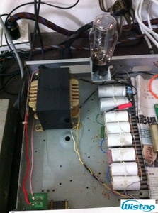 Image 2 - 120ワット管アンプ電源トランスz11アニール珪素鋼板250V 0 250V/100ma 6.3ボルト/2a eiトランスフォーマーオーディオハイファイ