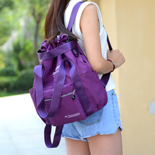Women Backpack Shoulder Bags High Quality Female Schoolbags