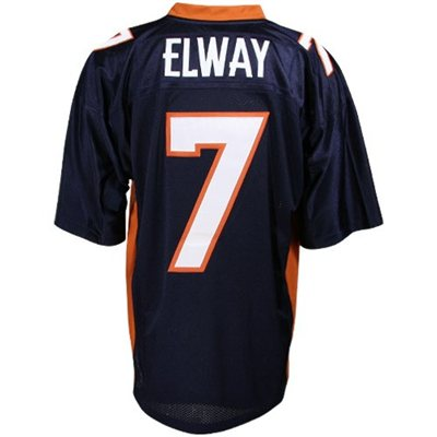newest collection 07c5f 31fcd US $39.88 |Breathable Jersey #5 Matt Prater #7 John Elway #11 Trindon  Holliday #22 CJ Anderson Rugby Limited Jersey-in Rugby Jerseys from Sports  & ...