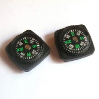 2 шт./лот пряжки Ren мини паракорда компас для браслет открытый отдых пеший туризм путешествие любое средство выживания перейдите компас