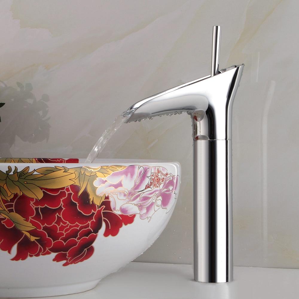 BACOLA European style garden faucet Bathroom basin mixer Copper plating table basin faucet  washbasin tap personality YH-9046BACOLA European style garden faucet Bathroom basin mixer Copper plating table basin faucet  washbasin tap personality YH-9046