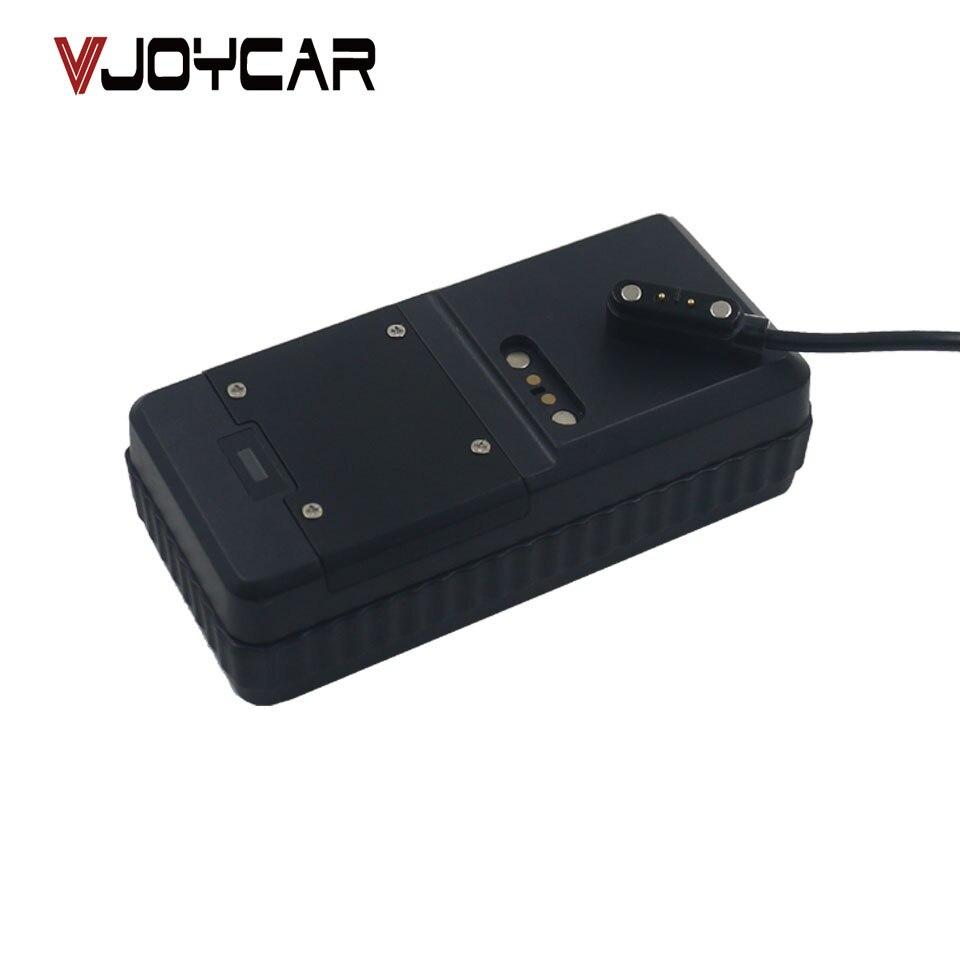 VJOYCAR TK101 Mini aimant étanche traqueur GPS facile à transporter caché 3000 mAh batterie Rechargeable logiciel de suivi gratuit