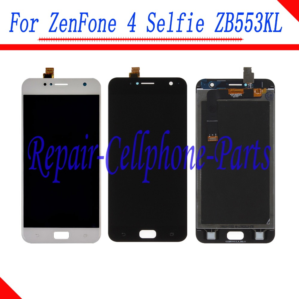 Nuovo display LCD Full + Touch screen digitizer assembly parti di Ricambio Per Asus ZenFone 4 Selfie ZB553KL X00LD X00LDANuovo display LCD Full + Touch screen digitizer assembly parti di Ricambio Per Asus ZenFone 4 Selfie ZB553KL X00LD X00LDA
