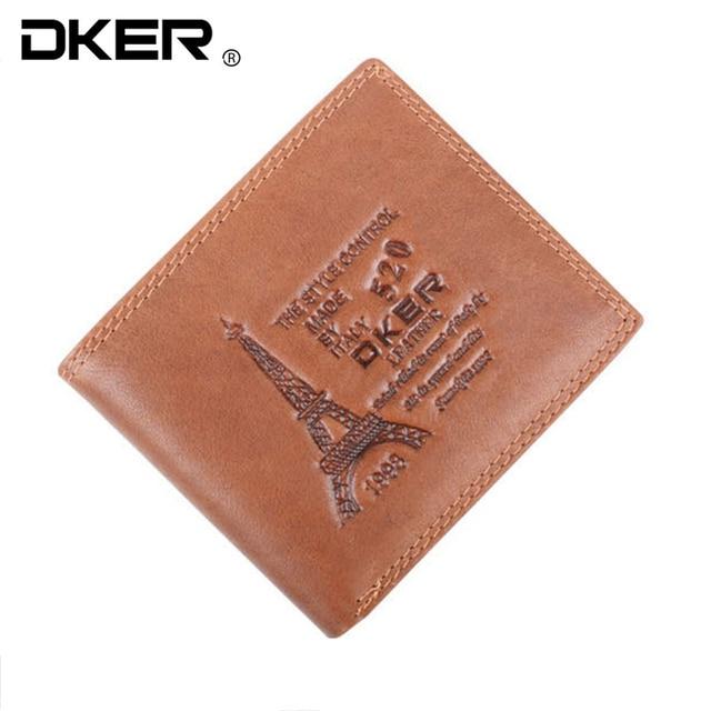 9f56dfb5ff9cf Euro wallet paris mens vintage wallets retro purse clutch man welet  portefeuille homme portmonee cowhide real