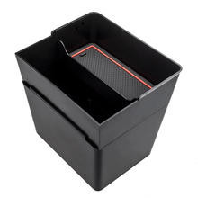 Auto Car Storage Trunk Bag Center Console Trash Organizer Storage Box Bin Accessories Kit for Tesla Model 3 Interior