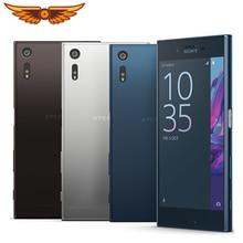 """Sony Xperia XZ F8331 разблокированный 5,"""" 4 ядра, 3 Гб оперативной памяти, Оперативная память 32GB Встроенная память 23MP LTE, отпечаток пальца, gps WI-FI одной SIM карты мобильного телефона"""