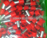 E50 25 1AWG 50 Mm2 Bootlace Ferrules Pre Tubular Terminal Connector Any Color