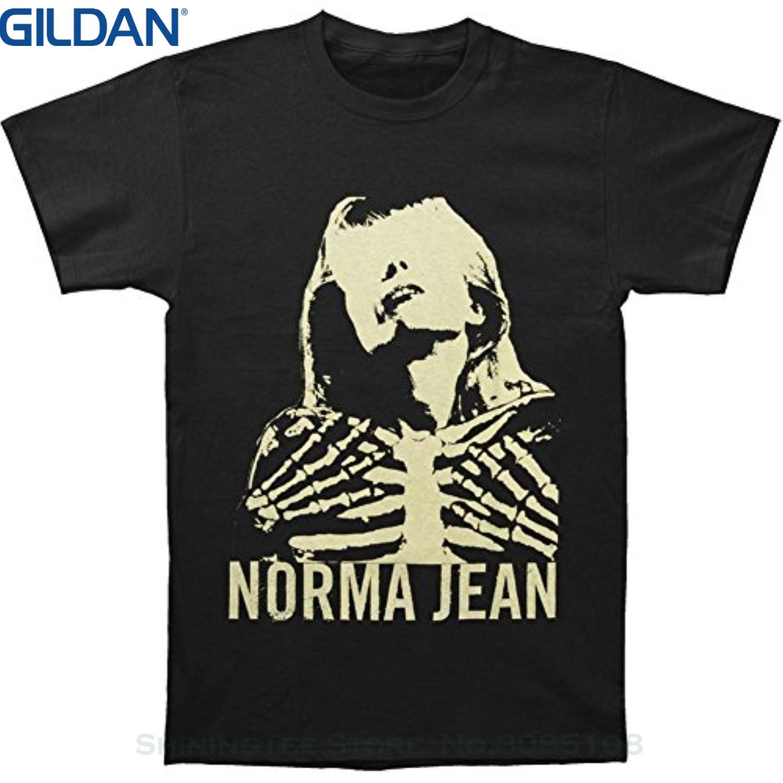 GILDAN Newest 2017 Fashion Stranger Things T Shirt Men Norma Jean Men39 ; S Hold Me T-shirt Black