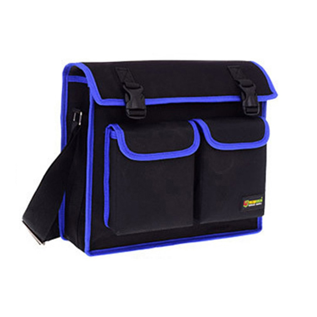 A3 20L Hardware Repair Kit Tool Bag Electrician Work Multifunction Durable Mechanics Oxford Cloth Storage Bag Organizer Bag