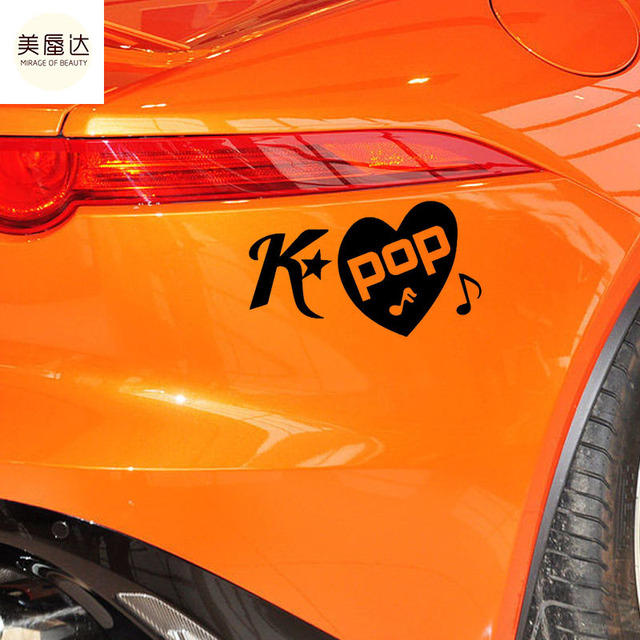 K-Love Car Decals