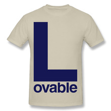 New Mens Cotton l DIY T Shirts O Neck Short Sleeve Boy T Shirt Big Size
