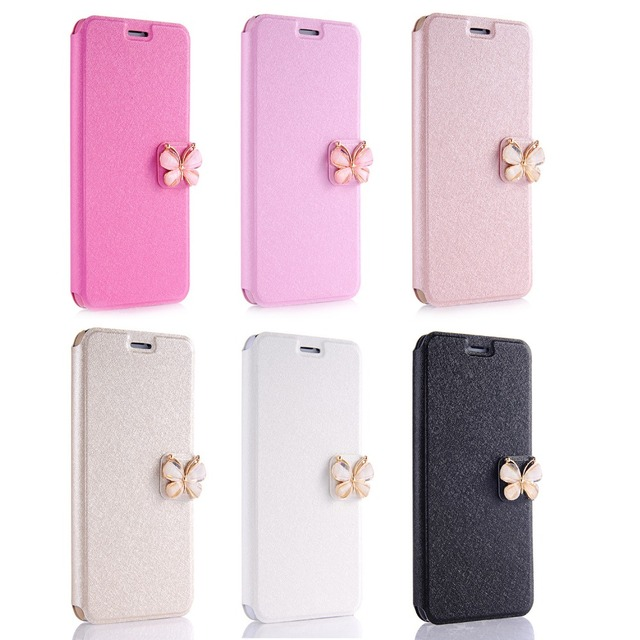 promo code 2a183 ebd67 US $2.18 25% OFF|Silk Leather Flip Phone Case For iPhone XS Max XR X Luxury  Cover Fashion Wallet Card For iPhone 8 7 6S 6 Plus 5 5S SE 4 4S Cases-in ...