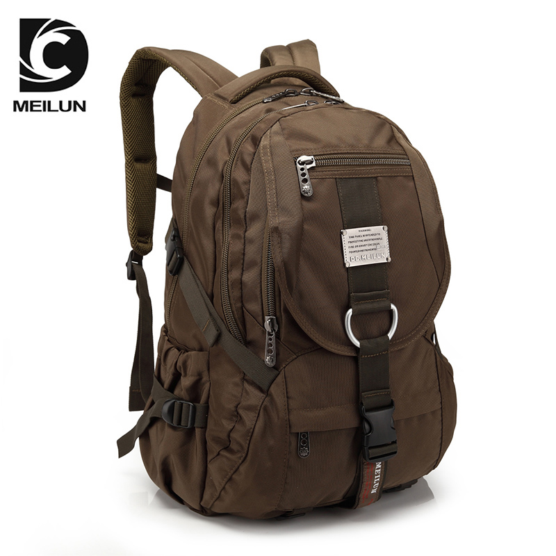 Laptop Backpack Men Women Travel Backpack Waterproof Polyester School Bag Male Mochila Large Capacity Travel Bag ML022