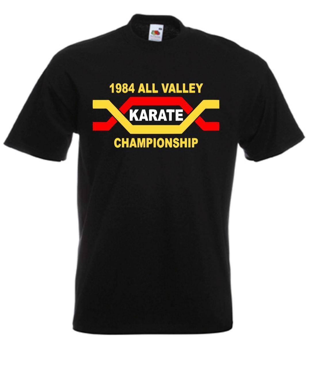 Каратэ малыш все долины каратэ чемпионата ретро фильм футболка оригинальные топы новинка