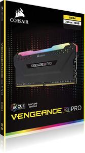 Image 5 - CORSAIR נקמה RGB פרו RAM 16GB DDR4 16GB 32GB זיכרון PC4 3000Mhz 3200Mhz 3600Mzh DIMM memoria מודול