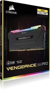 Image 5 - CORSAIR Vengeance RGB PRO RAM 16GB DDR4 16GB 32GB Memory PC4 3000Mhz 3200Mhz 3600Mzh DIMM Memoria Module