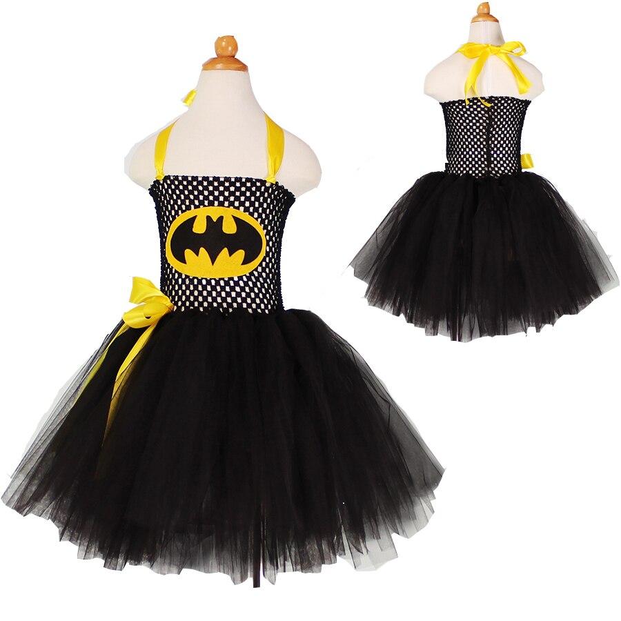 Batman Tutu,Batman Tutu Outfit,Batgirl Tutu,Batgirl Outfit,Batman Halloween