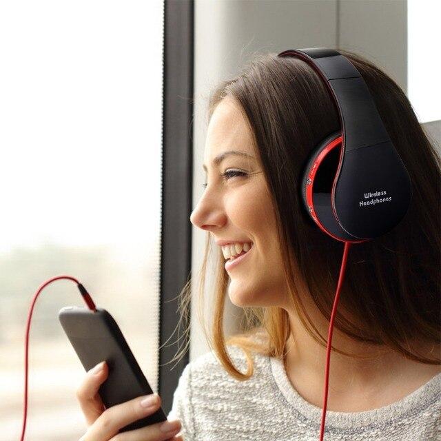 Wireless Foldable Headset 2