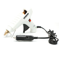 12V 40W ON OFF Switch Button Hot Melt Glue Gun For PDR Tool Set Paintless Dent