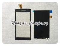 Novaphopat touch screen For Explay 4Game 4 Game LCD Display Screen 4 Game Touch Sensor Panel Replacement Parts + tracking