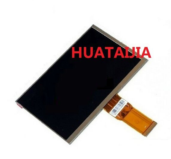 164* 97mm <font><b>50</b></font> <font><b>pin</b></font> New <font><b>LCD</b></font> display Matrix For 7