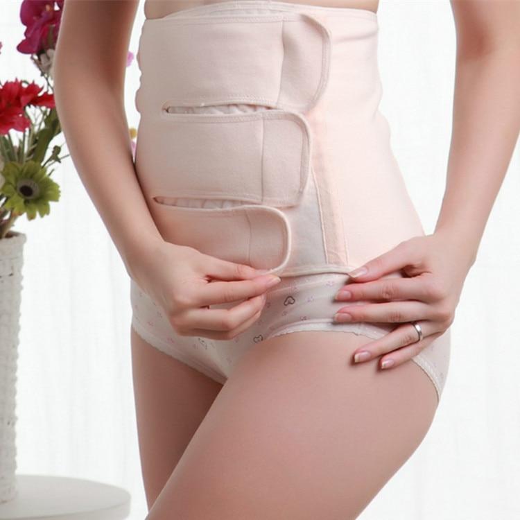 Maternity Belt Post-partum Abdominal Receiving Belt Maternal Supplies Caesarean Belt Breathable F0604