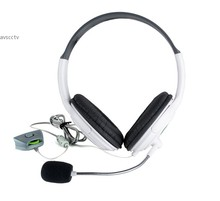 2016 HOT Hi Fi Speakers Computer Headset With Micphone Fop XBOX 34 Surround Gaming Headset Stereo Headphone